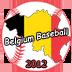 Logo Belgium Baseball